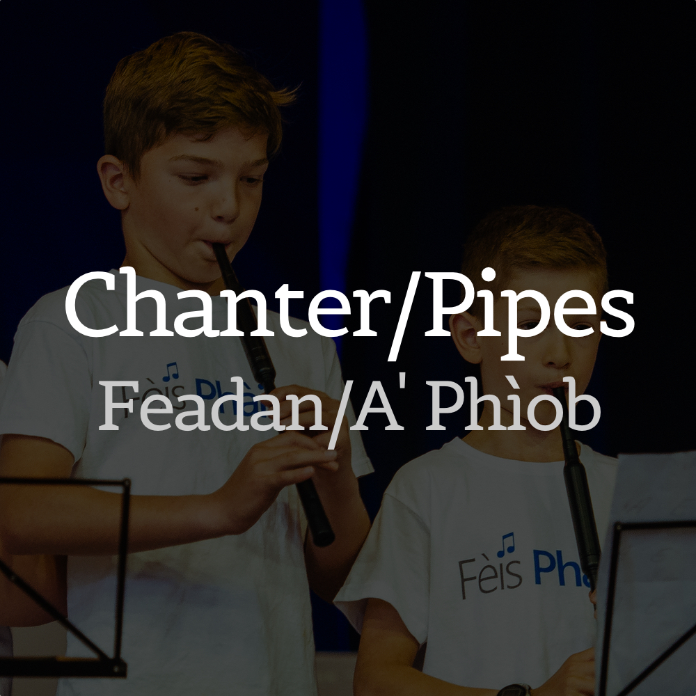 ChanterPipes Hover