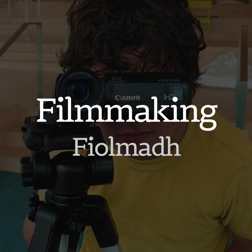 Filmmaking Hover